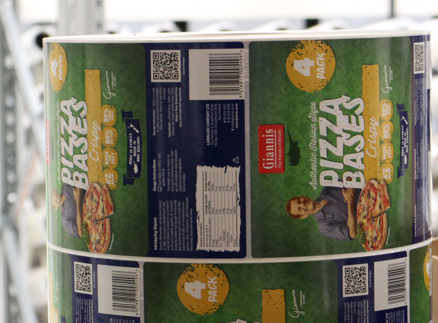 kiwi labels 4
