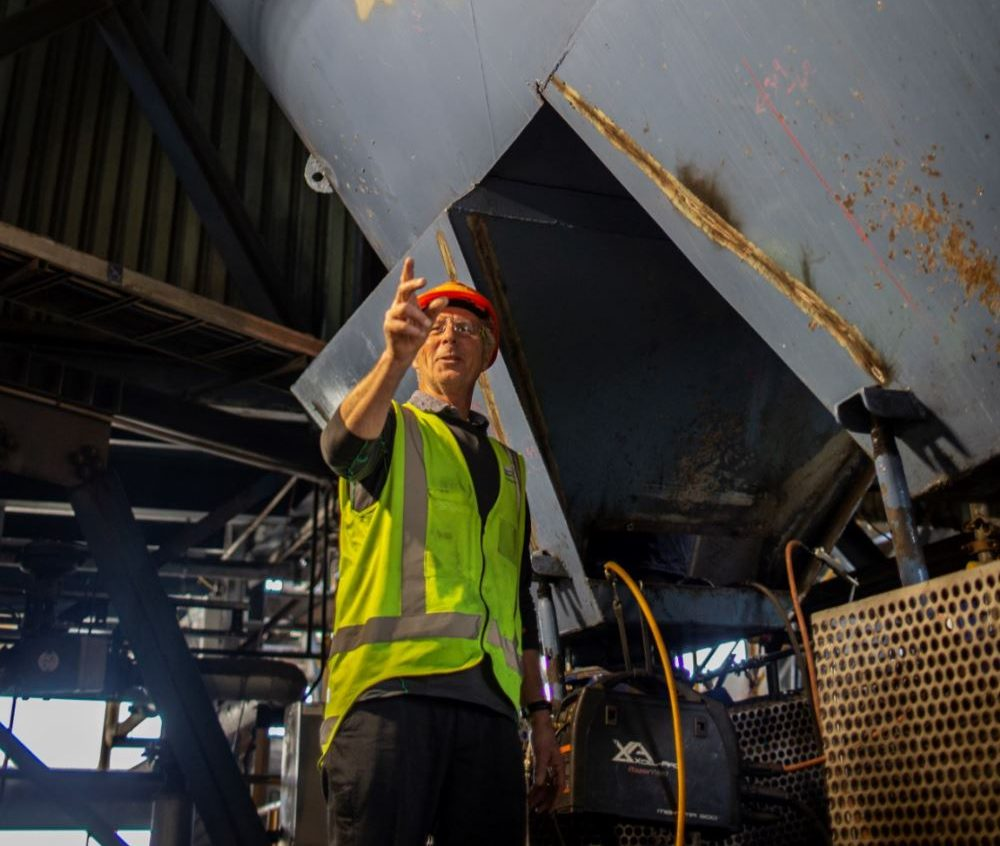 Fonterra fires up with wood pellets