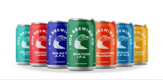 beer cans go sustainable