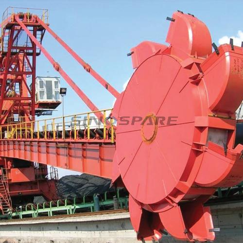 bucket-wheel-stacker-reclaimer-for-bulk-materials-handling
