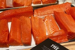 US Man Pays $1700 for Single New Zealand Salmon