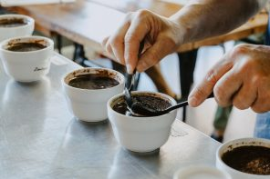 Replicating Coffee 'Cupping' With Artificial Intelligence