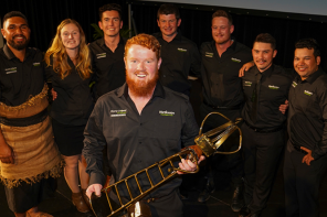 Back-to-Back Win for Hawke's Bay Young Fruit Grower