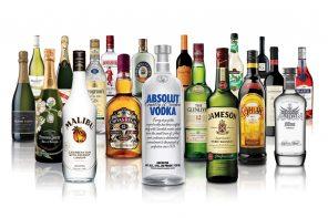 Alcohol Giant Eyes Up E-commerce