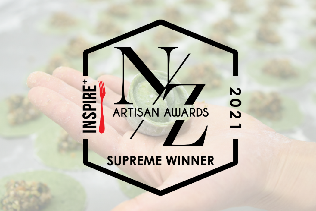 NZ Artisan Award Winners