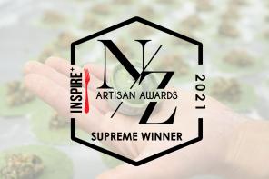 Inspire+ NZ Artisan Award Winners Announced